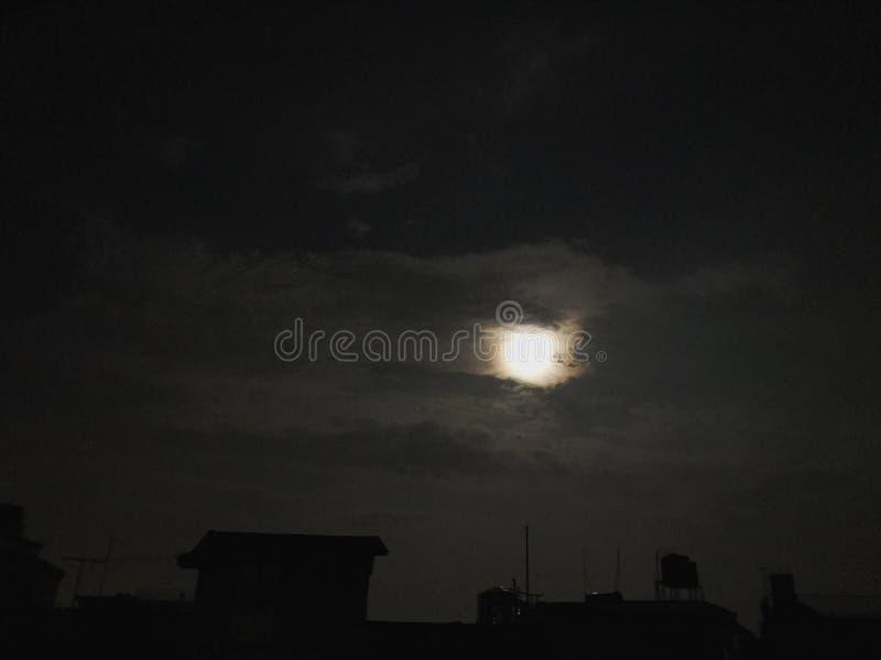 Nighttime_snap royalty free stock photos