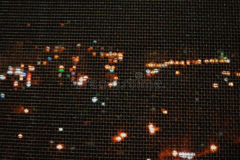 Nightview 免版税库存照片