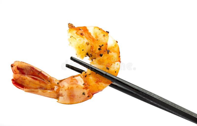 Nigiri sushi royaltyfri foto