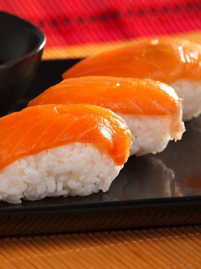 nigiri sushi zdjęcia royalty free