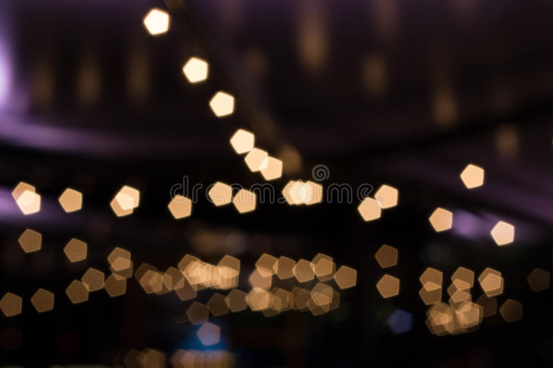 Nigth light blur background royalty free stock images