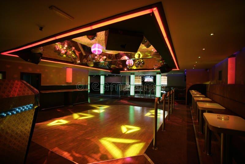 Nihgt Club. Disco night club dance hall