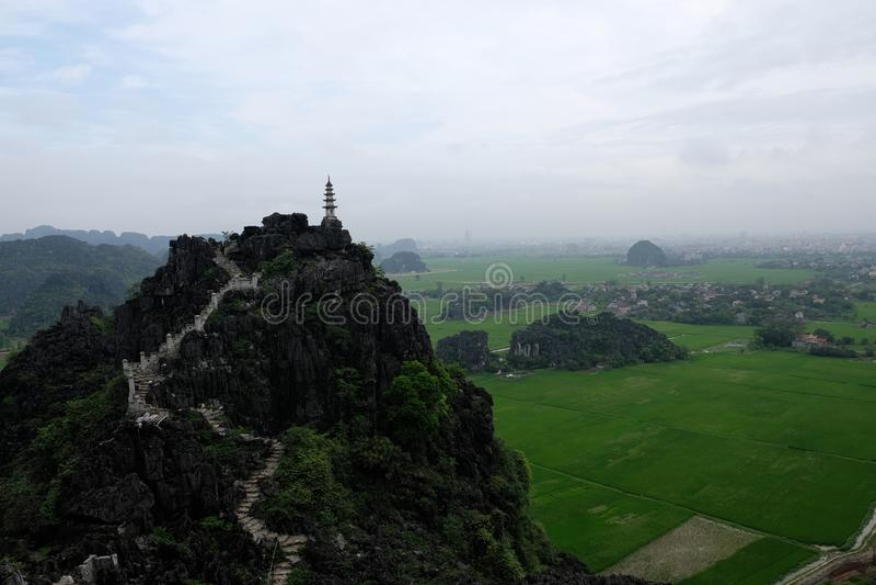 Nihn Bihn, Vietnam royalty-vrije stock afbeeldingen
