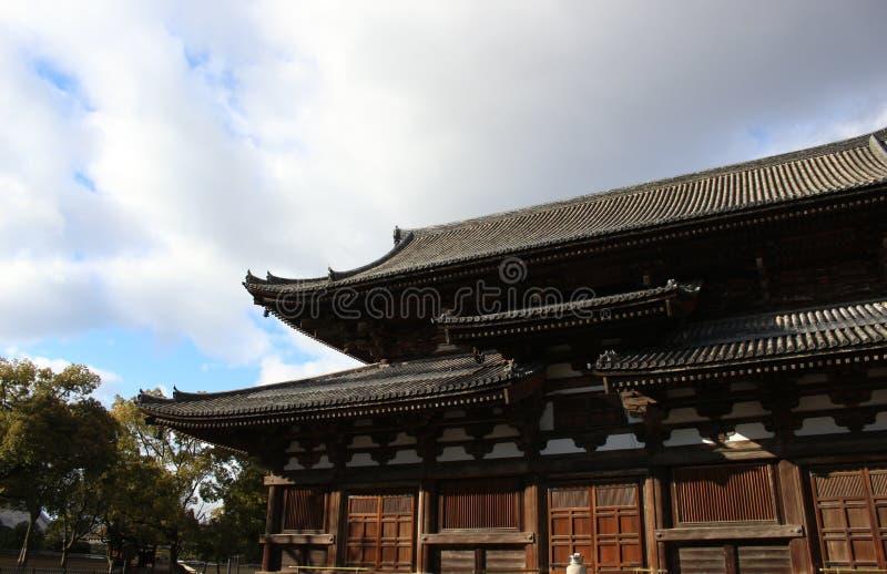 NijÅ- jÅ  chÅ  in Kyoto lizenzfreies stockfoto