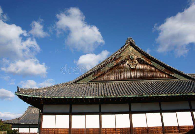 Nijo Castle royalty free stock photography
