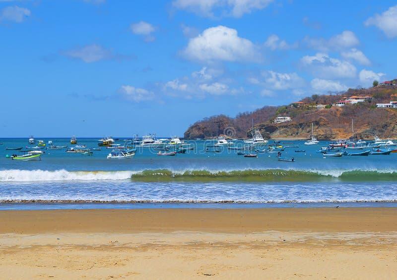 Nikaragua San Juan Del Sura fotografia stock