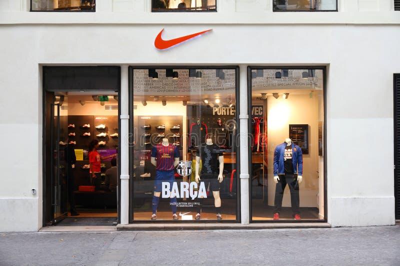 Nike lizenzfreies stockbild
