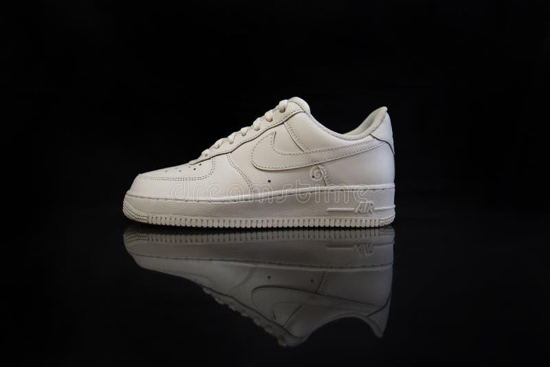 Nike Air Force One foto de archivo