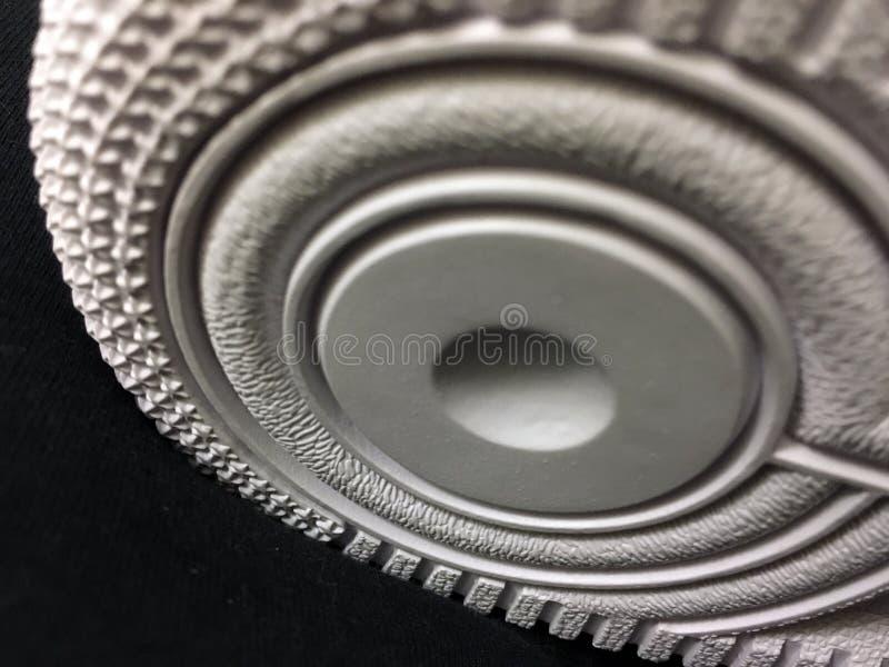 Nike Air Force One-schoenen stock afbeeldingen
