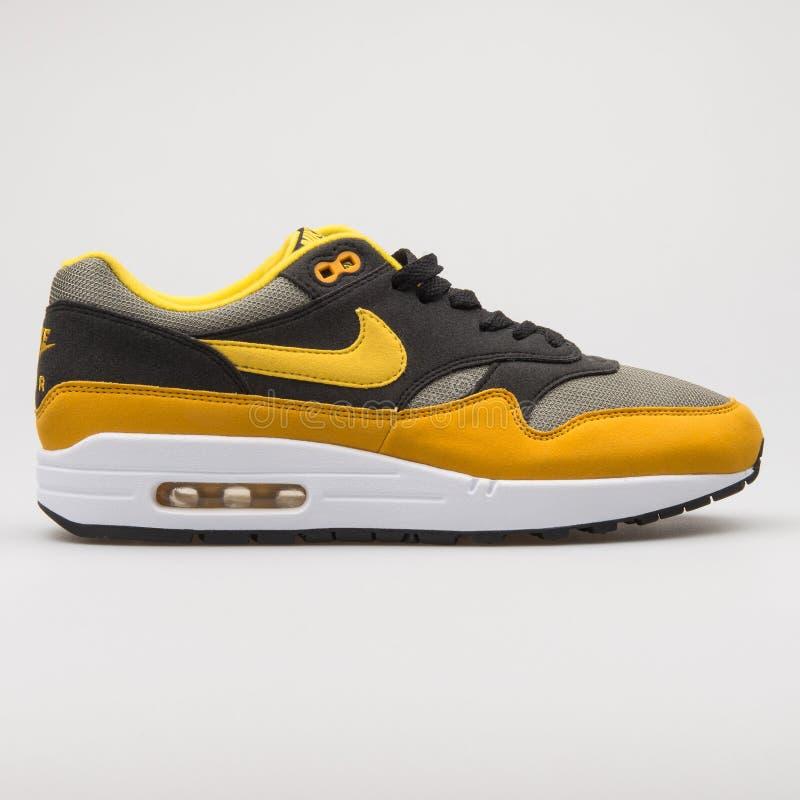 Nike Air Max 1 Premium Yellow, Black