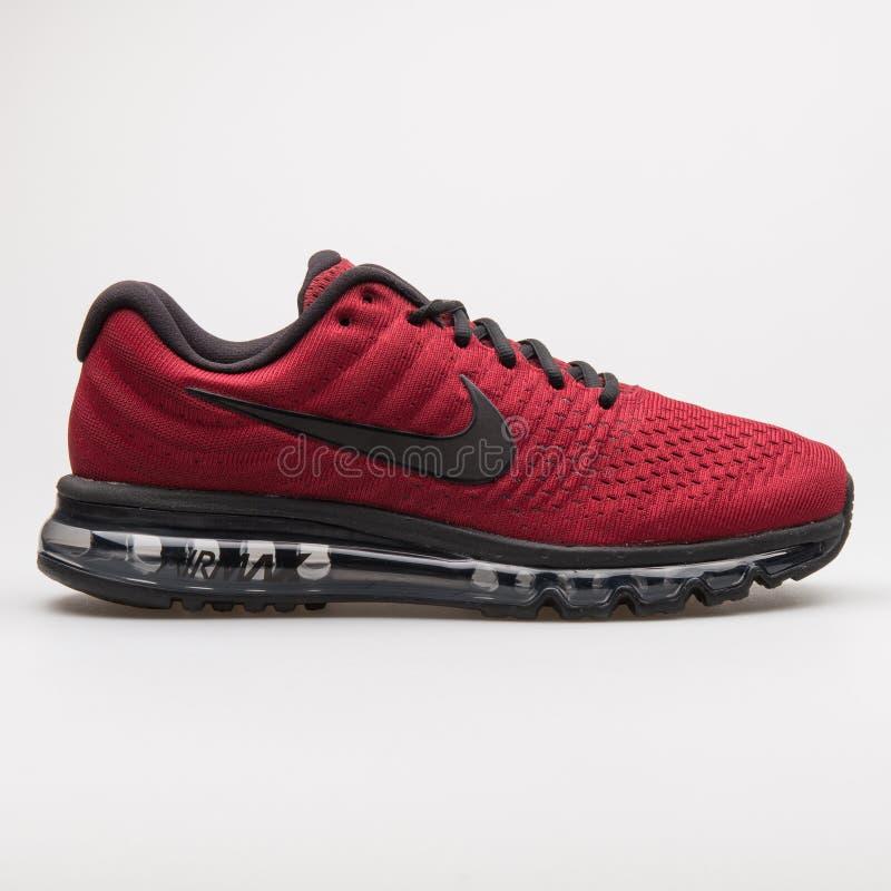 Nike Air Max 2017 Team Red Sneaker