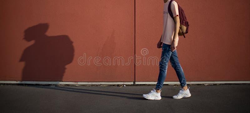Nike Huarache stock foto's