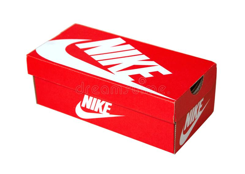 boite de chaussure nike