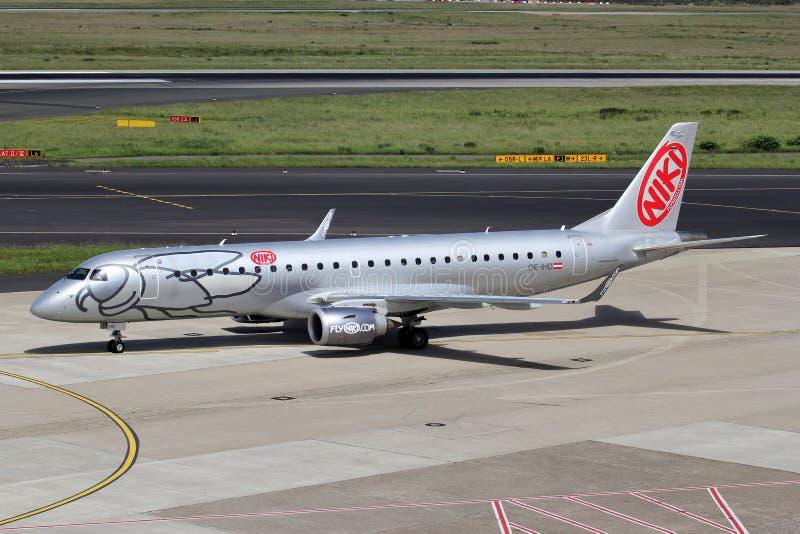 Niki Embraer ERJ-190 photos stock