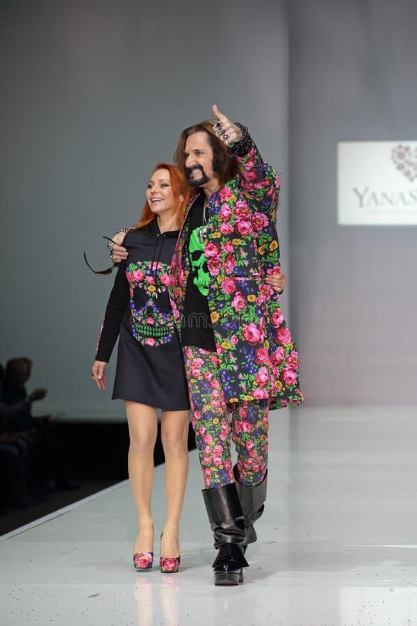 Nikita Dzhigurda And Marina Anissina Editorial Photography Image Of Russia Designer 41738227
