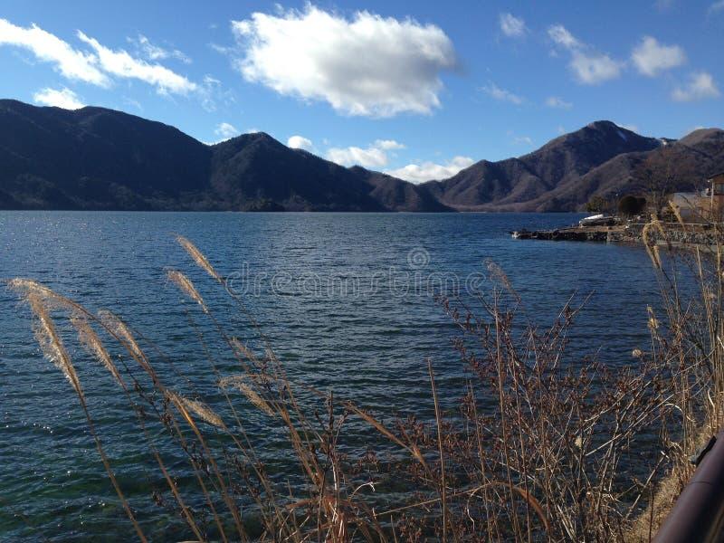 Nikko湖 图库摄影