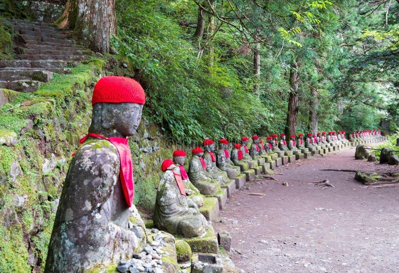 Nikko Япония стоковые изображения rf