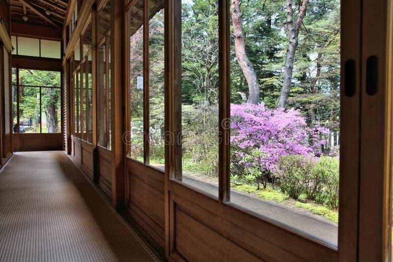 Nikko imperialistisk villa arkivbild