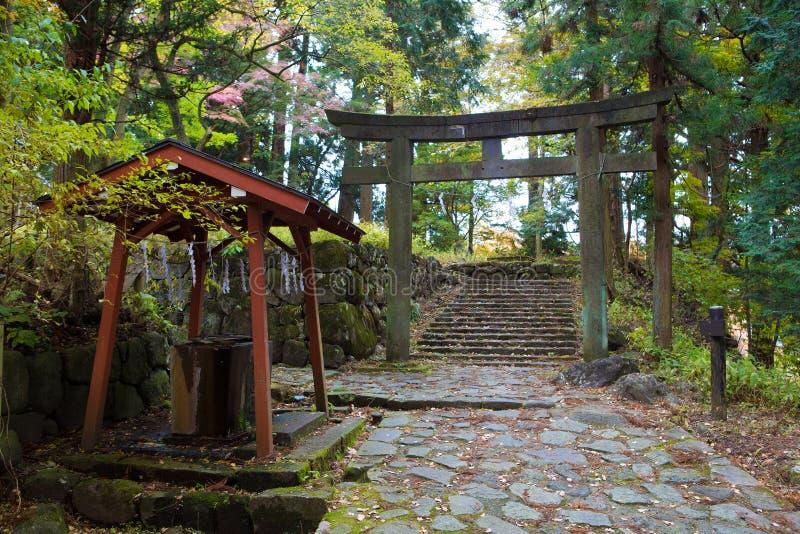Nikko, Japão foto de stock