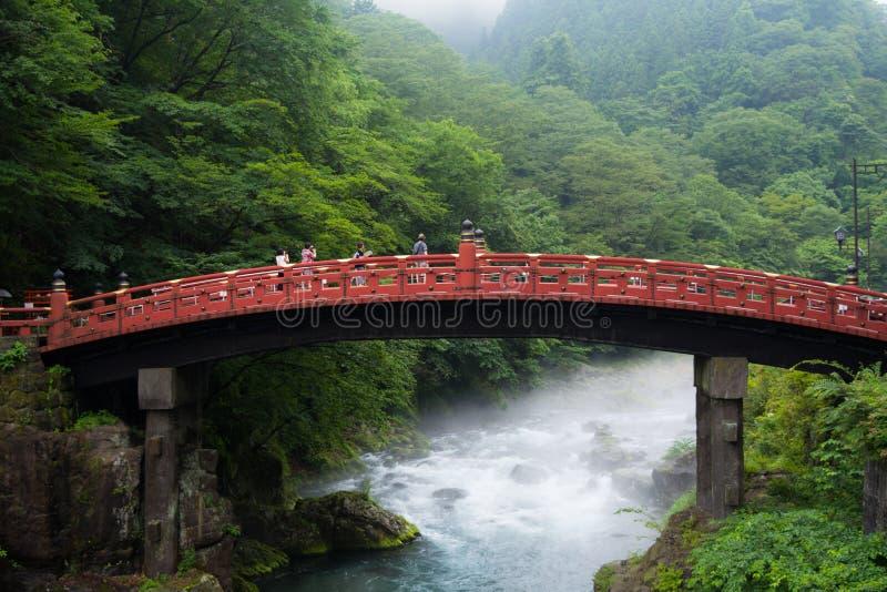Nikko, Japão - 23 de julho de 2017 fotografia de stock royalty free