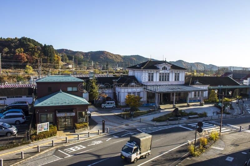 Nikko, Japan stockbilder