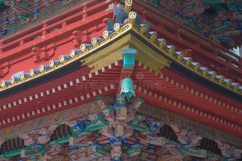 Nikko Japan royalty-vrije stock afbeeldingen