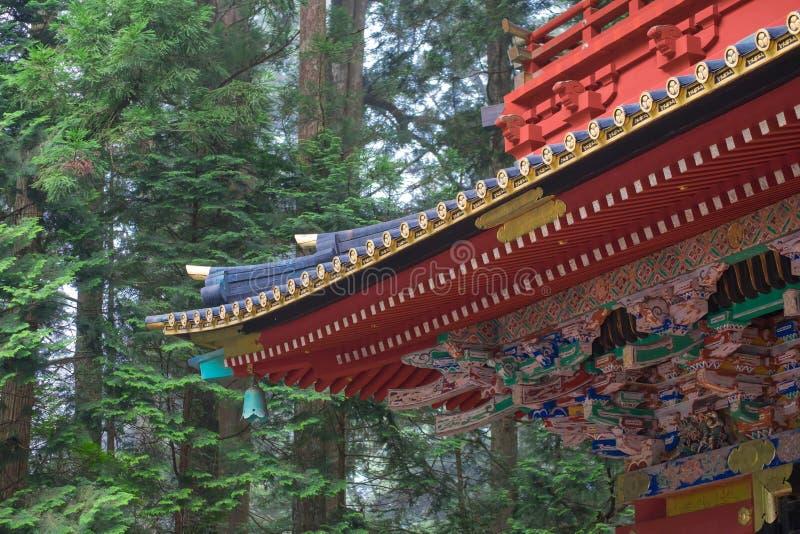 Nikko Japan stock afbeeldingen