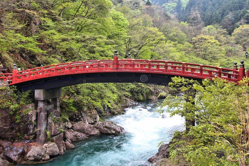 Nikko Japan royaltyfri foto