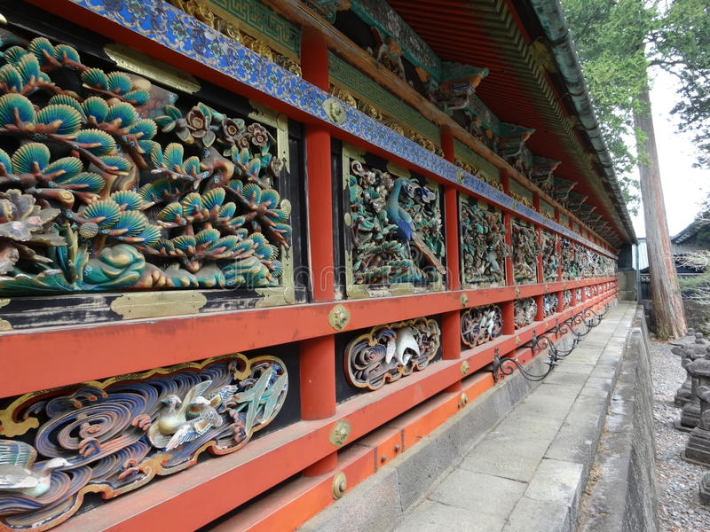Nikko royalty free stock images