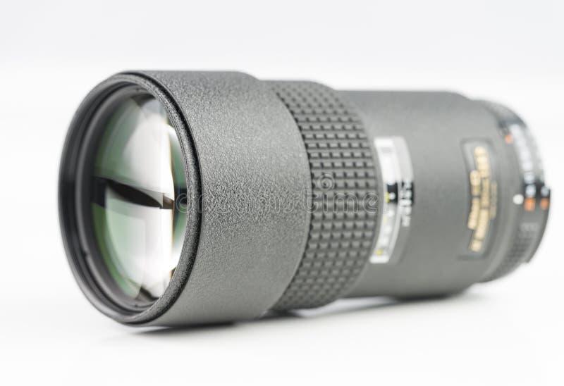 Nikkor 180 millimetri immagine stock libera da diritti