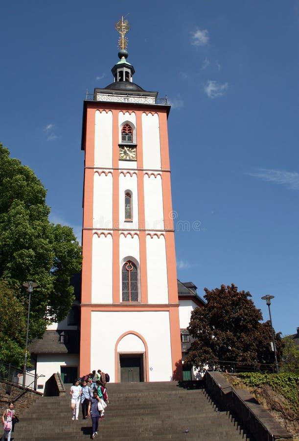 Nikola Church. Germany royalty free stock photo