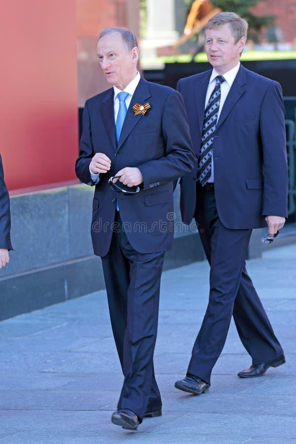 Download Nikolai Patrushev editorial photo. Image of leadership - 41877386