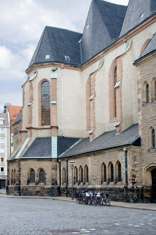 Nikolaikirche images libres de droits
