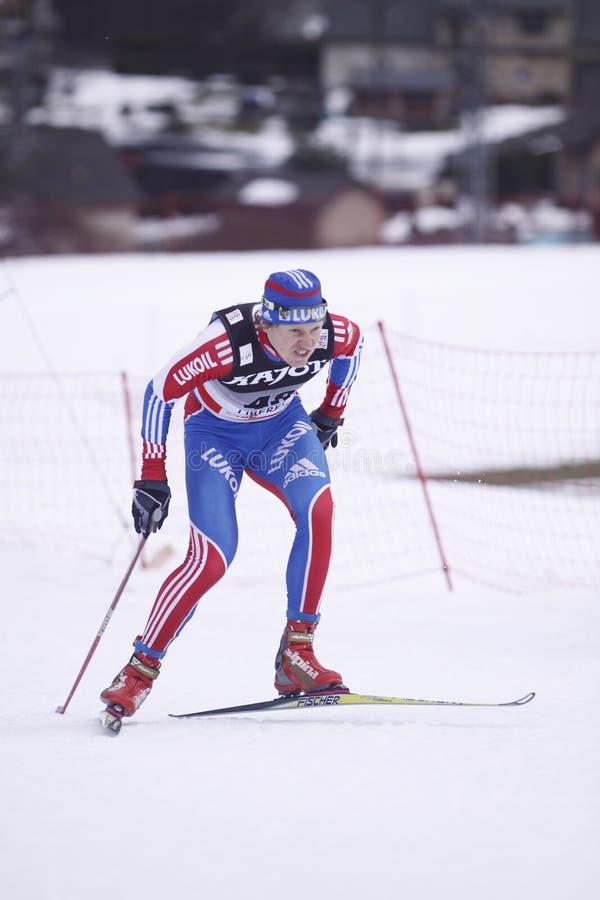 Download Nikolay Bolotov - Cross Country Skier Editorial Photo - Image: 17849461