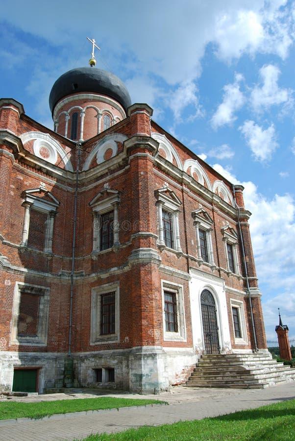 The Nikolskaya temple royalty free stock image
