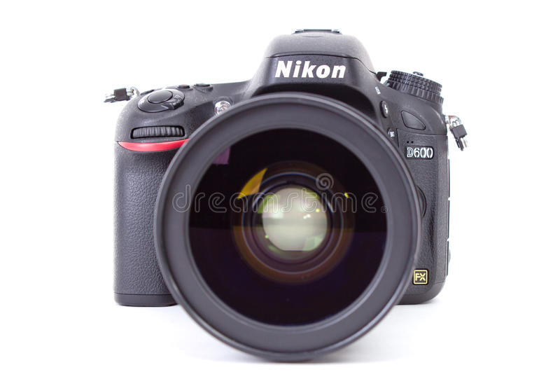 Nikon D 600 arkivfoton