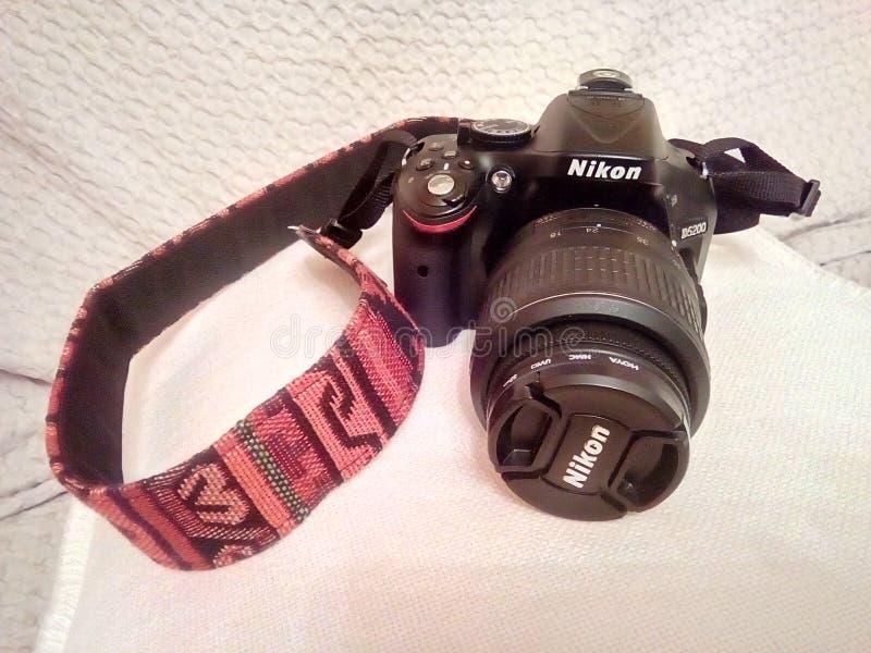 Nikon 5200 d imagens de stock royalty free