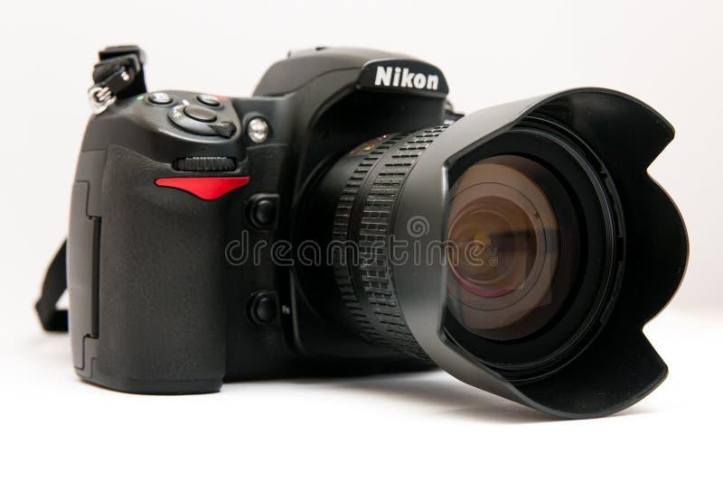 Nikon D 300 royaltyfri foto
