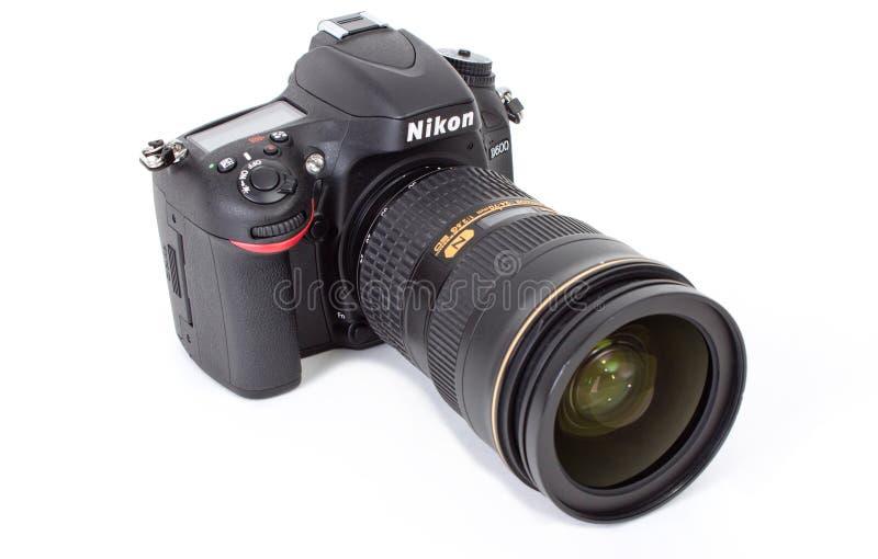 Nikon D600 image libre de droits