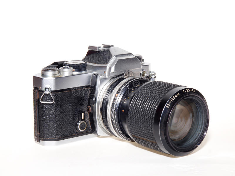 Download Nikon FM An Famous Famous Camera Royalty Free Stock Photos - Image: 33722328