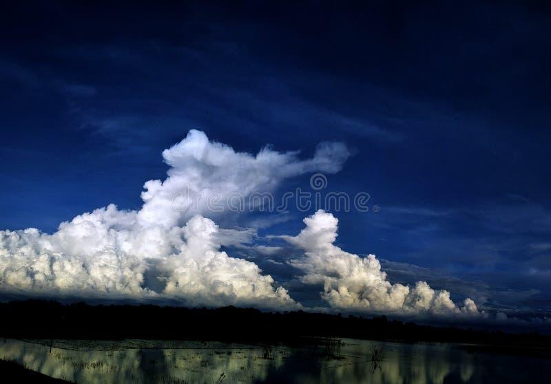 Nikon Indien för dslr för himmelscapephtography fotografering för bildbyråer