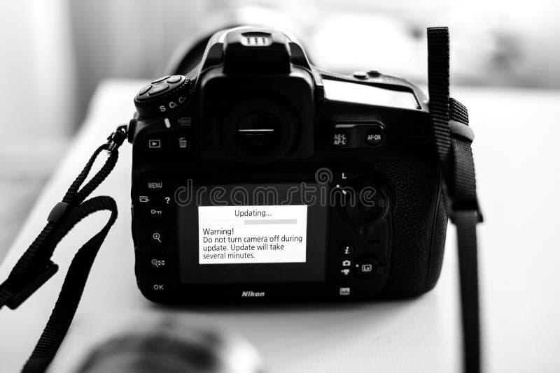 Nikon Camera Certificate Of Warranty In Japanese Language