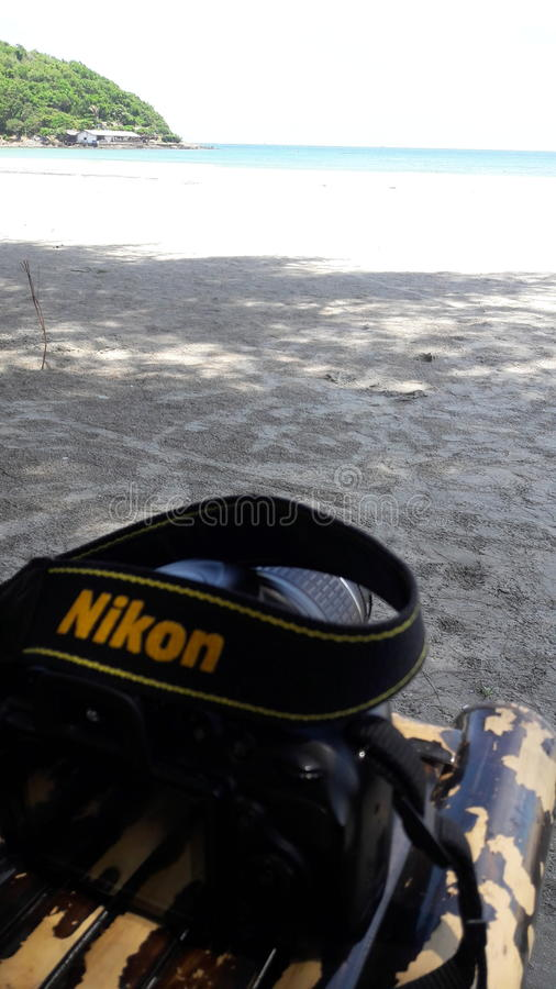 Nikonoverzees royalty-vrije stock fotografie