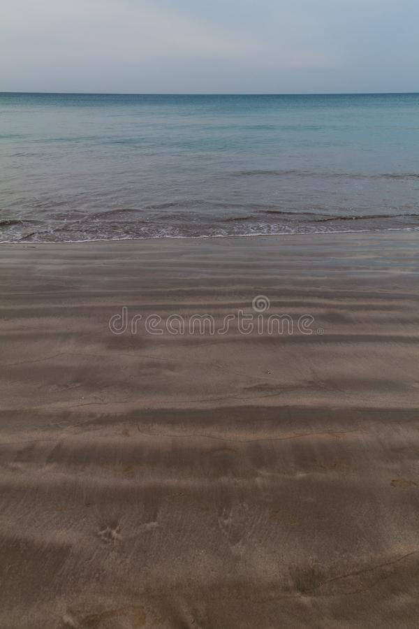 Nilaveli beach near Trincomalee, Sri Lan. Ka stock photography