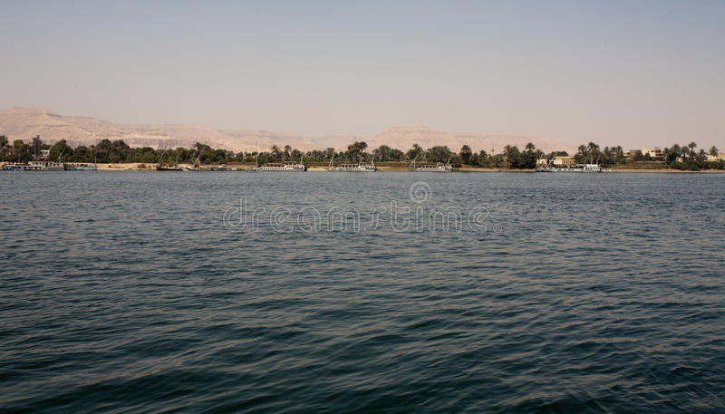 Download Nile river stock image. Image of egypt, landscape, nile - 16336051