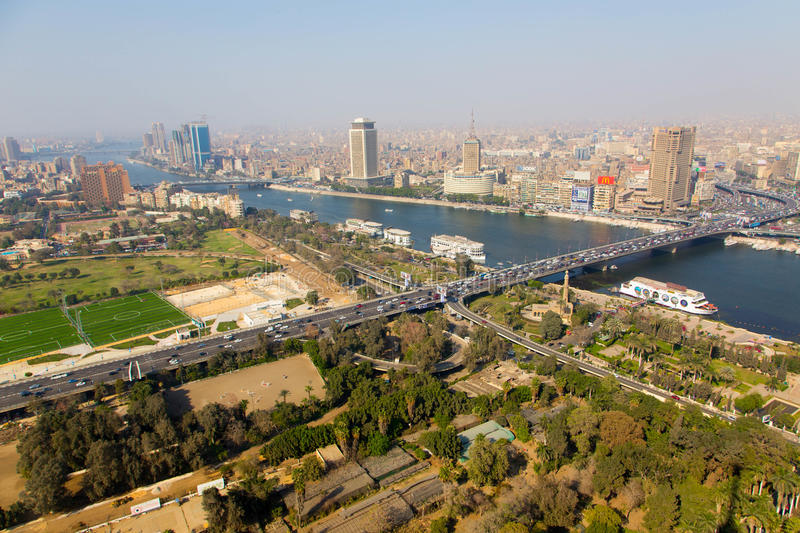 Nile River - Egypt royalty free stock photography