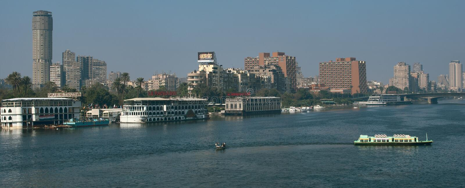 Download The Nile Veiw In Cairo, 6 October Bridge Editorial Photo - Image: 20287826