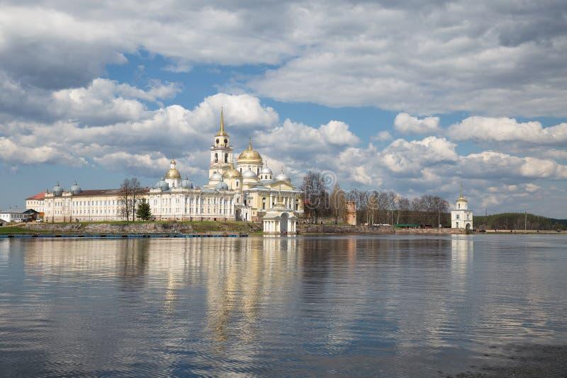 nilo скита stolobensky Россия стоковое фото