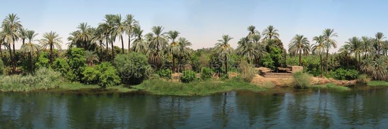 Nilo fotografie stock libere da diritti