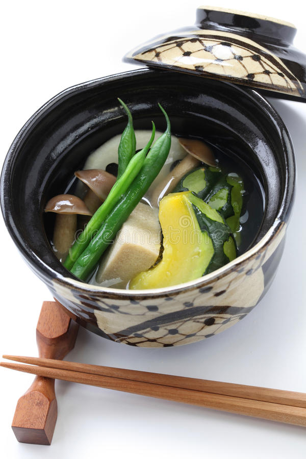 Download Nimono, Authentic Japanese Cuisine Royalty Free Stock Images - Image: 32442999